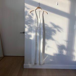 Little White Lies Maxi Dress